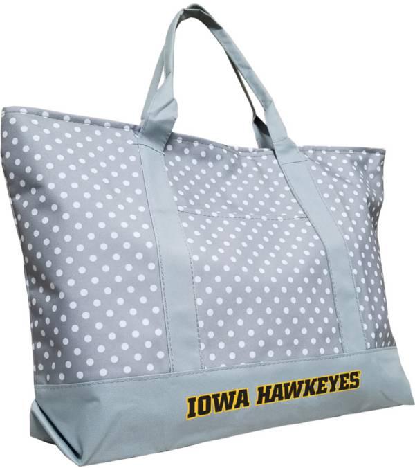 Iowa Hawkeyes Dot Tote product image