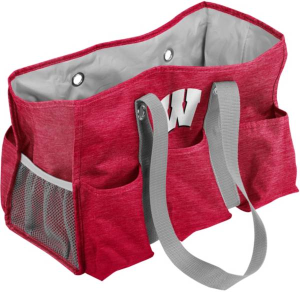 Wisconsin Badgers Crosshatch Jr Caddy product image