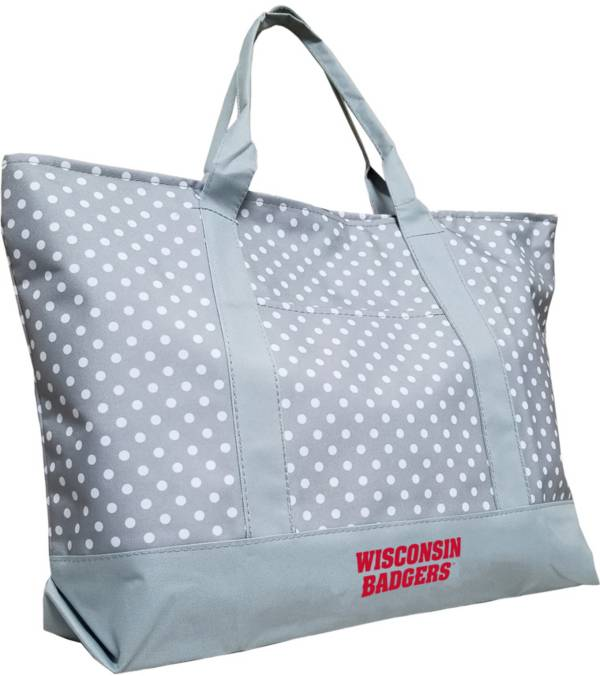 Wisconsin Badgers Dot Tote product image
