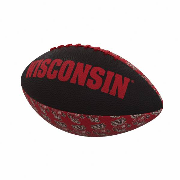 Wisconsin Badgers Mini Rubber Football product image