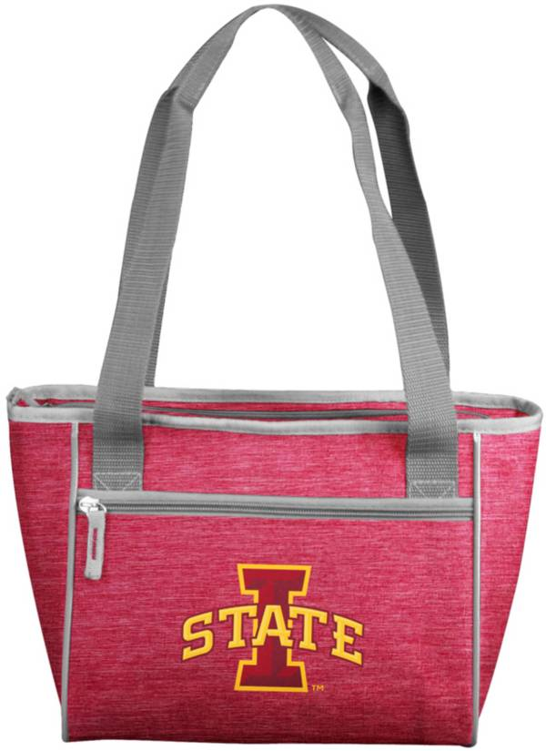 Iowa State Cyclones Crosshatch Can Cooler Tote product image