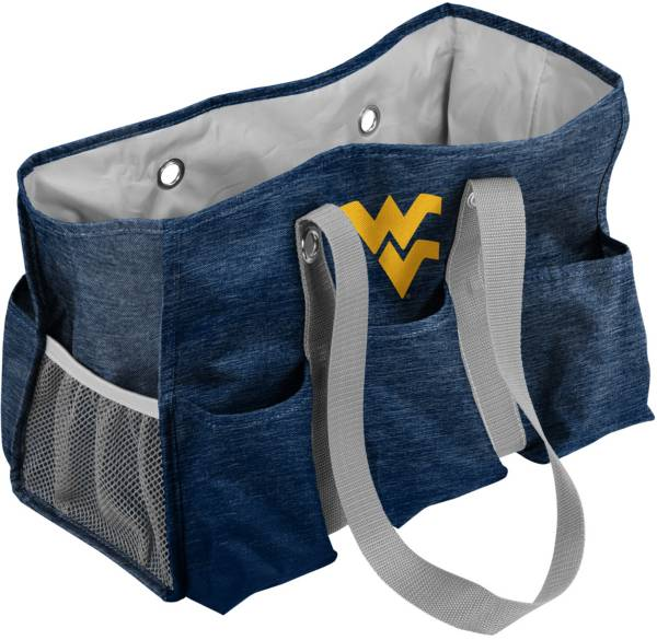 West Virginia Mountaineers Crosshatch Jr Caddy product image
