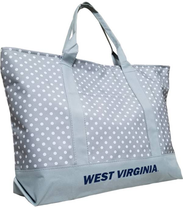 West Virginia Mountaineers Dot Tote product image