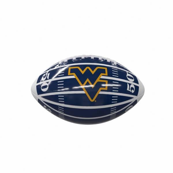 West Virginia Mountaineers Glossy Mini Football product image