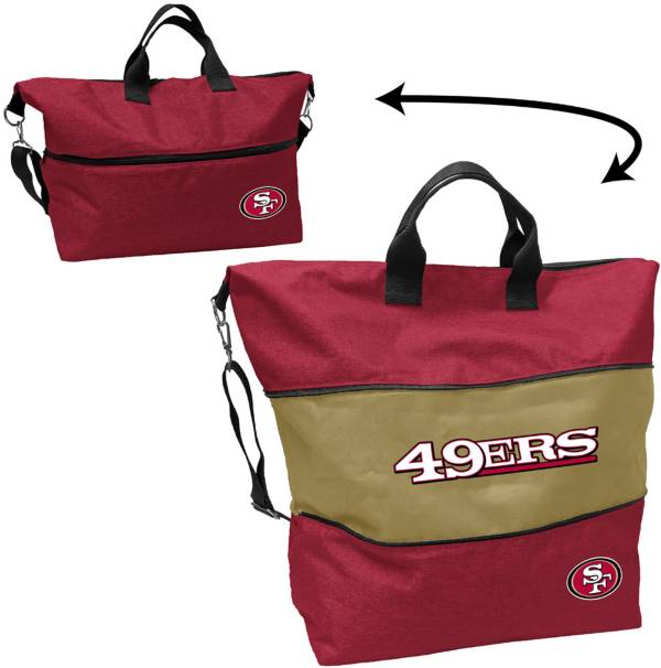 San Francisco 49ers Crosshatch Tote product image