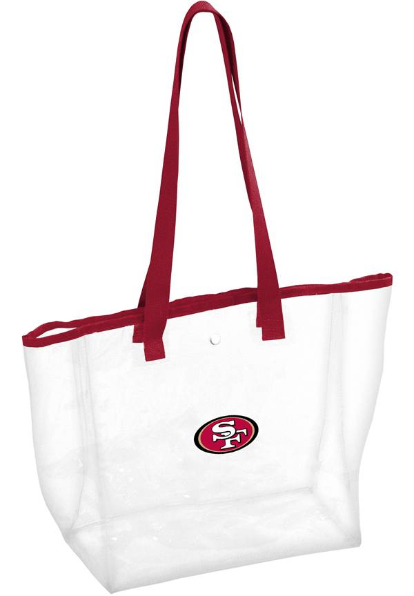San Francisco 49ers Clear Stadium Tote product image