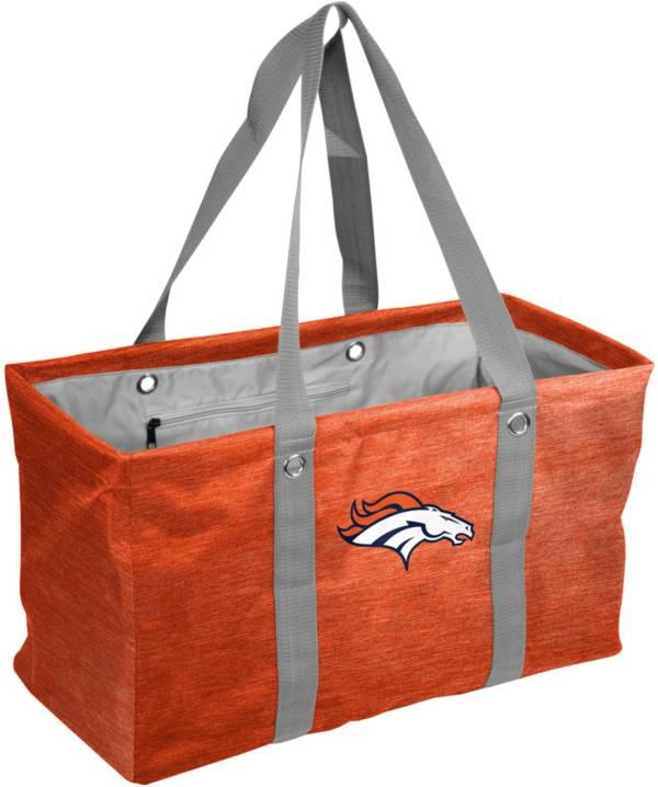 Denver Broncos Crosshatch Picnic Caddy product image