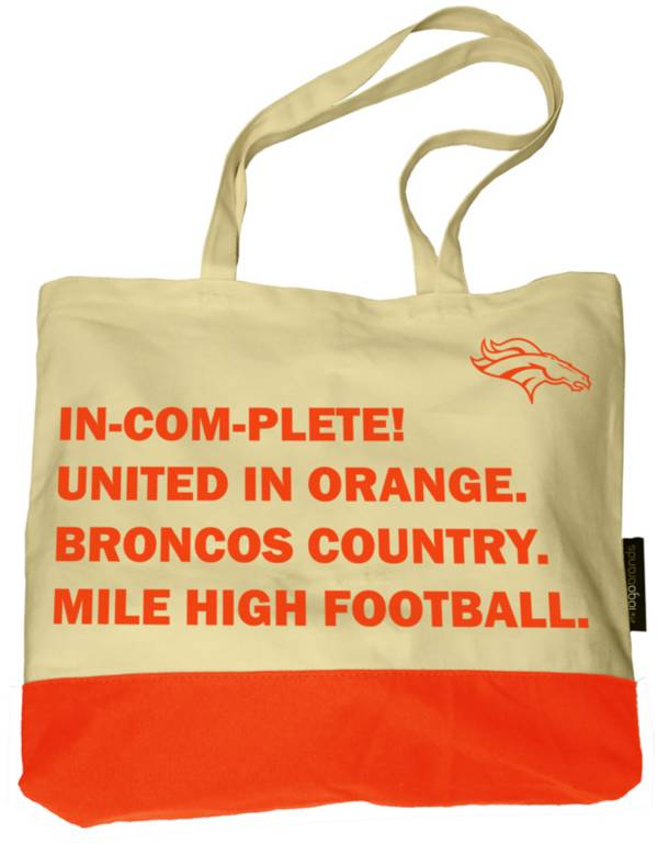 Denver Broncos Favorite Things Tote product image
