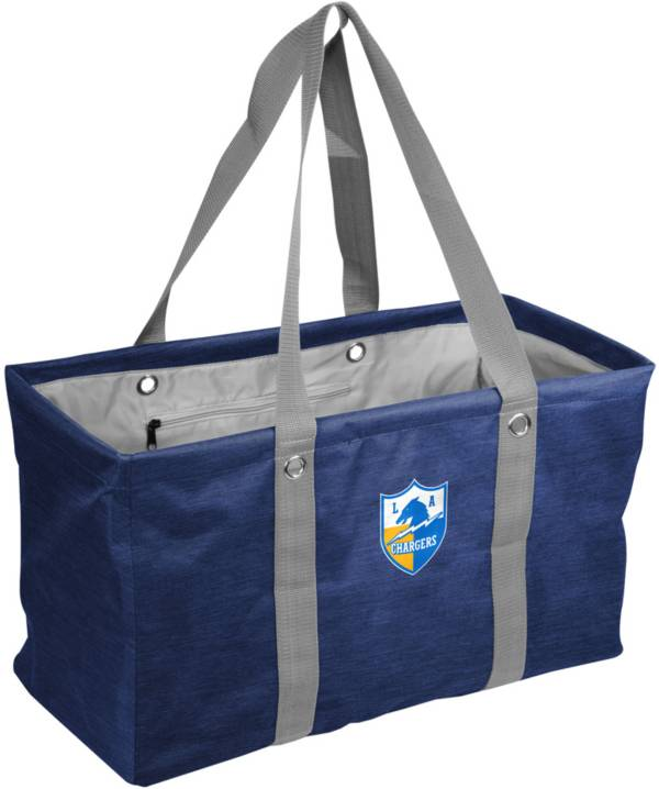 Los Angeles Chargers Crosshatch Picnic Caddy product image