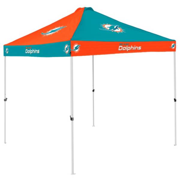 Miami Dolphins Checkerboard Canopy product image
