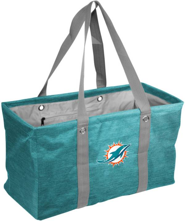 Miami Dolphins Crosshatch Picnic Caddy product image
