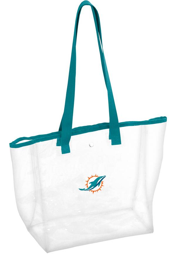 Miami Dolphins Clear Stadium Tote product image