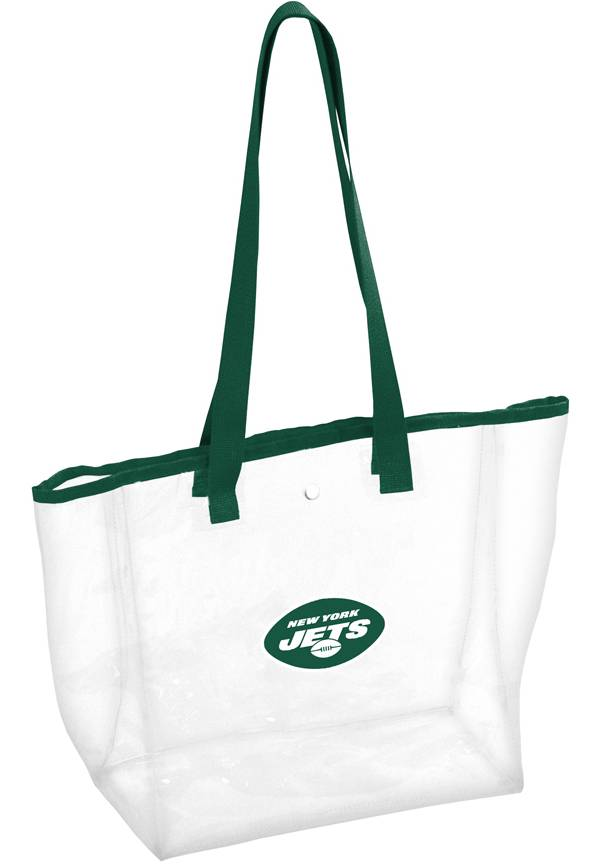 New York Jets Clear Stadium Tote product image
