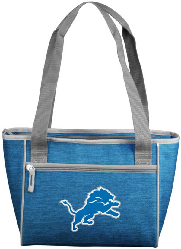 Detroit Lions Crosshatch Can Cooler Tote product image