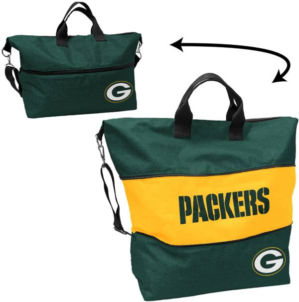 Green Bay Packers Crosshatch Tote product image