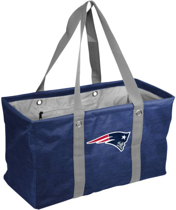 New England Patriots Crosshatch Picnic Caddy product image
