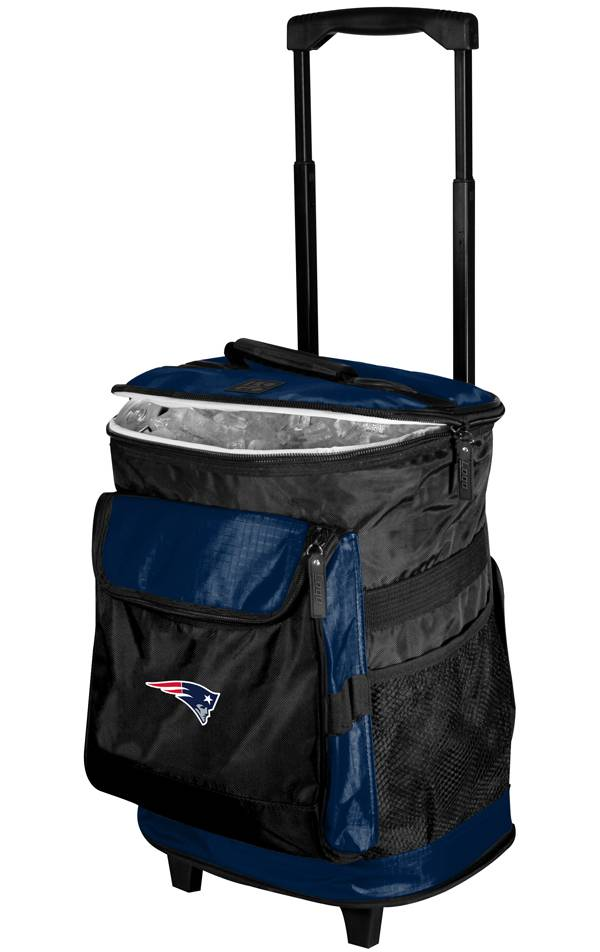 New England Patriots Rolling Cooler product image