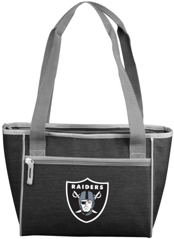 Las Vegas Raiders Crosshatch Can Cooler Tote product image