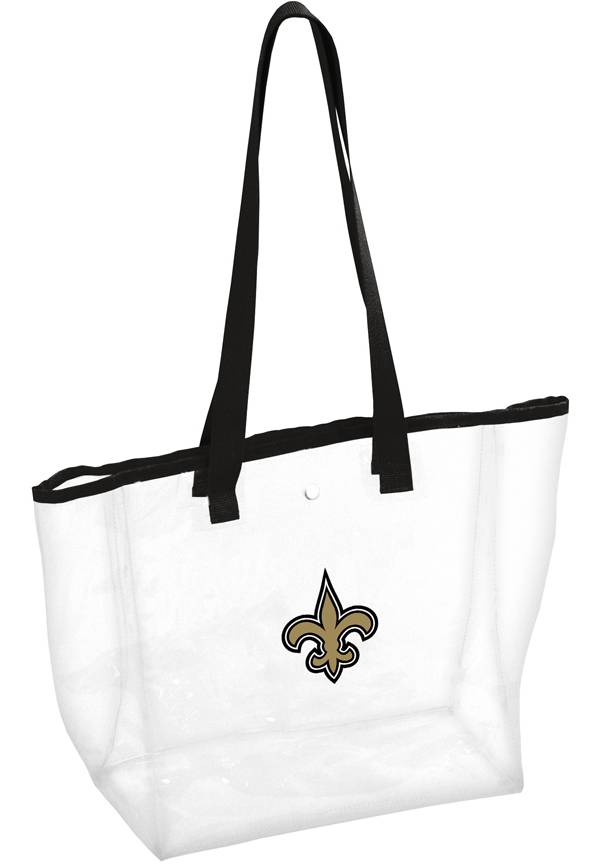 New Orleans Saints Clear Stadium Tote product image