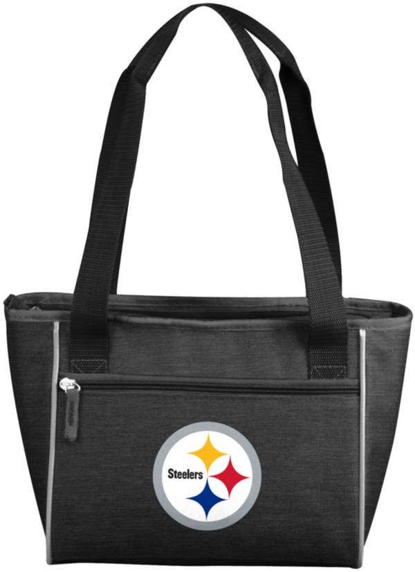Pittsburgh Steelers Crosshatch Can Cooler Tote product image