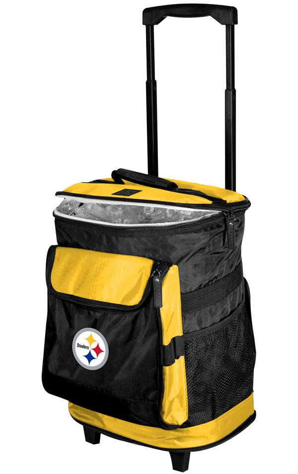 Pittsburgh Steelers Rolling Cooler product image