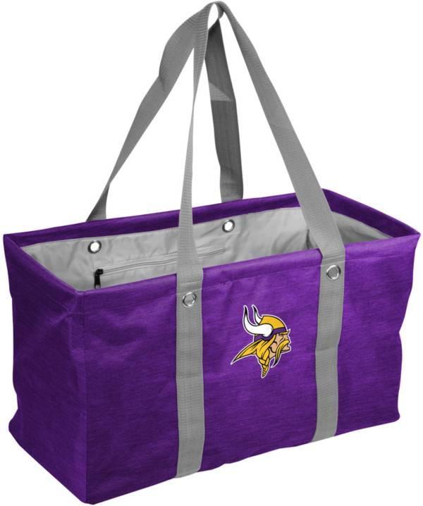 Minnesota Vikings Crosshatch Picnic Caddy product image