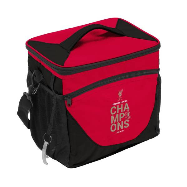 Logo 2019-2020 League Champions Liverpool FC 24 Can Cooler product image