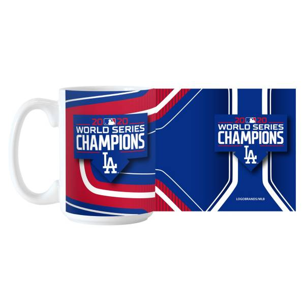 Logo 2020 World Series Champions Los Angeles Dodgers 15oz. Mug product image