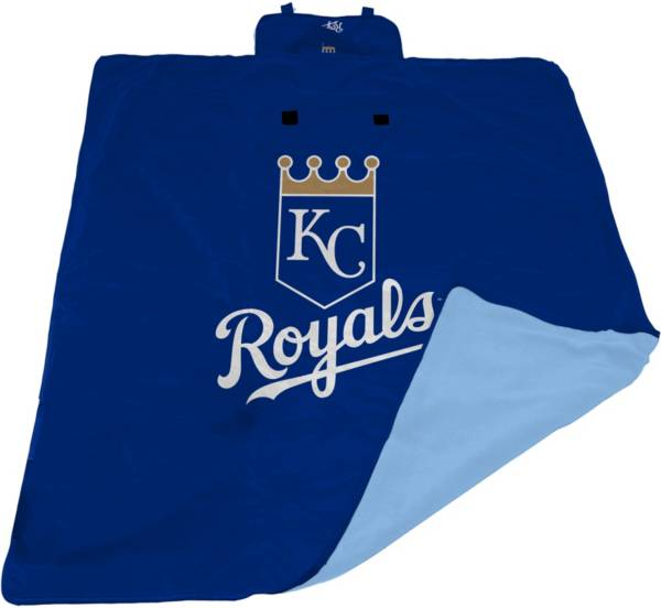 Logo Kansas City Royals 60'' x 80'' All Weather XL Blanket product image