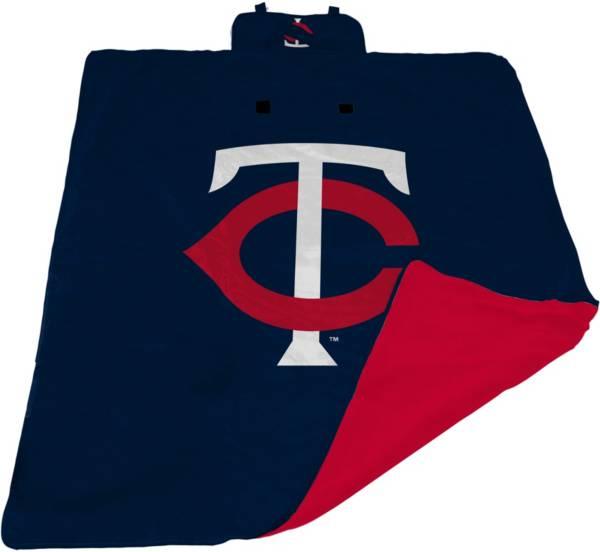 Logo Minnesota Twins 60'' x 80'' All Weather XL Blanket product image