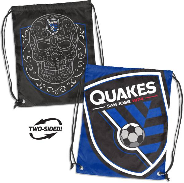 San Jose Earthquakes Doubleheader Backsack product image