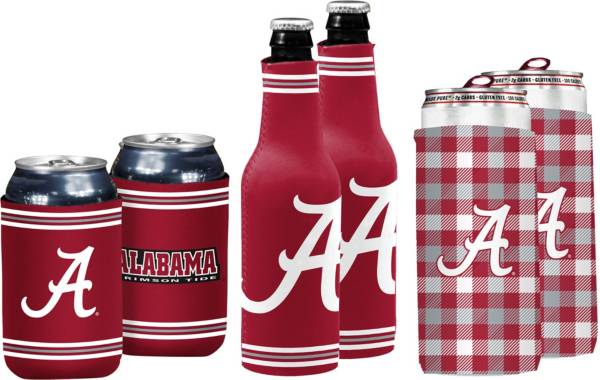 Alabama Crimson Tide Koozie Variety Pack product image