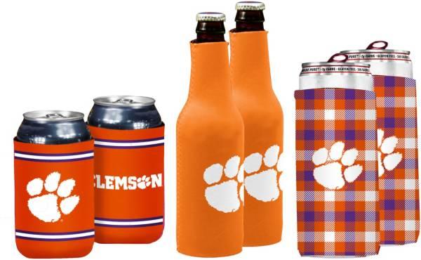 Clemson Tigers Koozie Variety Pack product image