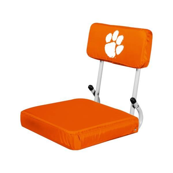 Clemson Tigers Hard Back Stadium Seat product image