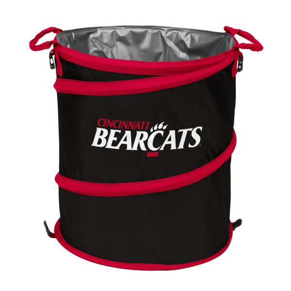 Cincinnati Bearcats 3-in-1 Collapsible Trash Can Cooler product image