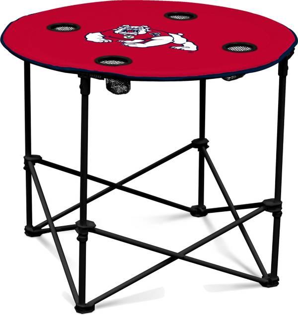 Logo Fresno State Bulldogs Round Table product image