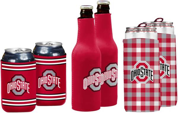 Ohio State Buckeyes Koozie Variety Pack product image