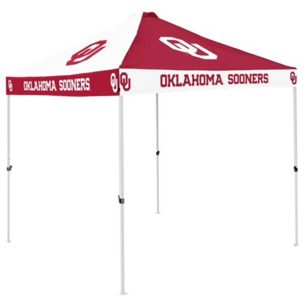 Oklahoma Sooners Checkerboard Canopy product image