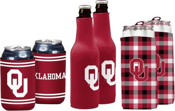 Oklahoma Sooners Koozie Variety Pack product image