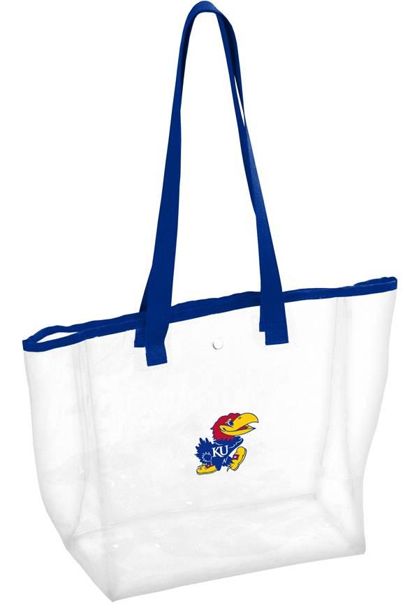Kansas Jayhawks Clear Stadium Tote product image