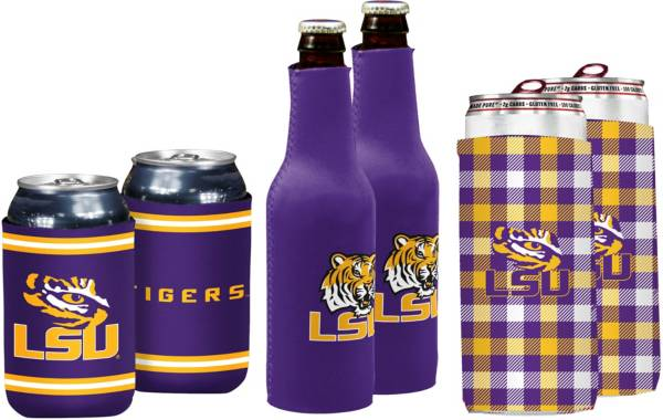 LSU Tigers Koozie Variety Pack product image