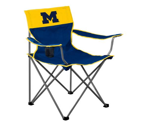 Michigan Wolverines Big Boy Chair product image