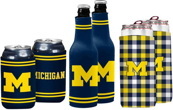 Michigan Wolverines Koozie Variety Pack product image
