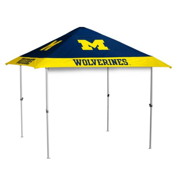 Michigan Wolverines Pagoda Canopy product image