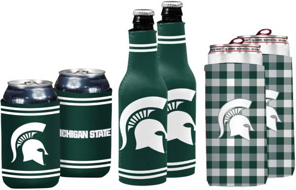 Michigan State Spartans Koozie Variety Pack product image