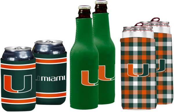Miami Hurricanes Koozie Variety Pack product image