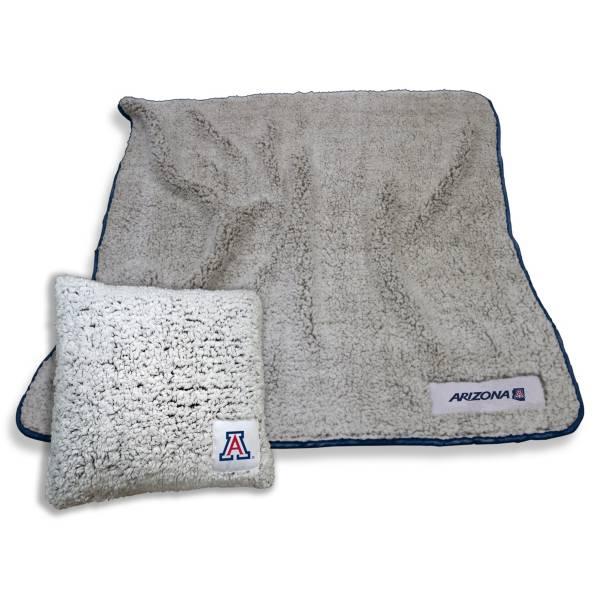 Logo Arizona Wildcats Frosty Blanket And Pillow Bundle product image