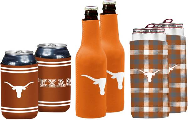 Texas Longhorns Koozie Variety Pack product image