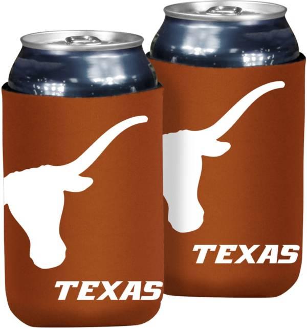 Texas Longhorns Flat Koozie product image
