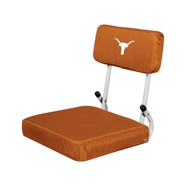 Texas Longhorns Hard Back Stadium Seat product image